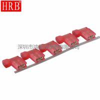 HRB 250旗型端子 250旗形接线端子 AWG#22-18 过UL认证