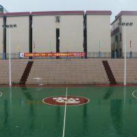 惠州市篮球场灯杆现货直发 热镀锌高杆灯防腐防锈 8米灯杆的价格