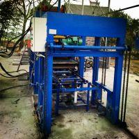 梦国供应4-15砖机 植草砖机 S型砖机 空心砌块砖机