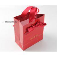 骏业包装美容产品纸袋生产厂家定做服务