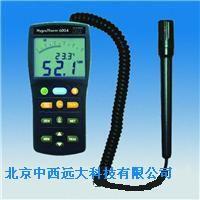 中西(CXZ特价)温湿度露点测量仪 型号:SHB7-6004库号:M392570
