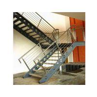 楼梯钢楼梯石家庄钢楼梯厂家专业制作安装钢楼梯价格便宜