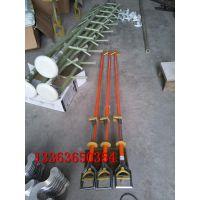 带电作业线夹测量操作杆 绝缘头夹杆 带电作业绝缘测量杆 汇能