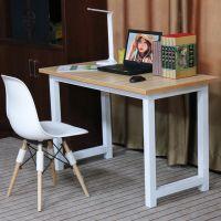 育邦一件代发简约家用电脑桌 台式学生学习写字桌现代双人办公桌