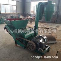 厂家供应 牧草粉碎机 秸秆粉碎机 振德牌大型秸秆玉米秸秆粉碎机