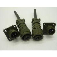 KUKdong韩国极东军标连接器MS3106A-10SL-4S/3S公母接头