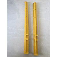 玻璃钢塑料固定电缆支架地面工地电线三角脚架放线架托架