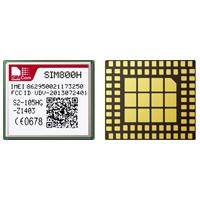 SIMCOM原装正品SIM800H四频850/900/1800/1900MHz模块