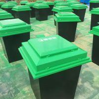 小区物业垃圾桶 脚踏户外环保垃圾桶2018年环卫爆款