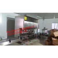 新疆食用油灌装机/新疆食用油半自动灌装机