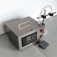 济南沃发机械供应电子数控灌装机高精度定量口服液灌装机精油灌装机