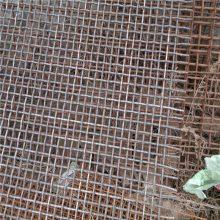 镀锌轧花网用途 矿用筛网 矿筛网销售