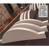 沃美影城30*150mm凹凹凸凸双曲铝方通天花指定德普龙品牌