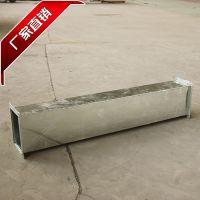 镀锌板方形风管304不锈钢风管白铁皮风管