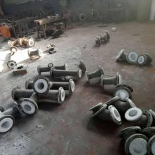 北京生产高质量耐腐蚀钢衬衬塑弯头聚氯乙烯