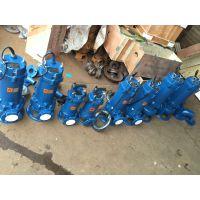 带切割装置潜水排污泵150XWQ300-15-22业内享有较高口碑潜水切割泵