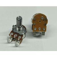 祺泰达R1610NS-C3开关电位器调光调速调音响碳膜电阻器编码器