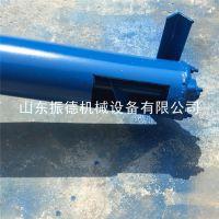 电动垂直式输送机 绞龙式给料机 振德 水泥螺旋输送机 厂家