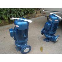 【广一水泵】GD型管道式离心泵,广州市第一水泵厂,管道泵厂家