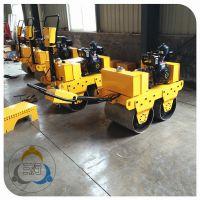 手扶振动压路机 回填土压实小型压路机助理贵阳基础建设