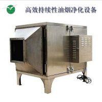 厂家供应不锈钢油烟净化设备 工厂专用油烟净化器 废气净化器