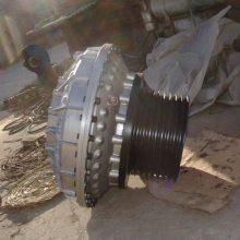 新乡金田YOXN450/YOXN500/YOXN750/560皮带轮液力偶合器皮带轮耦合器