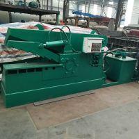 全自动液压金属切断机 160型鳄鱼式剪切机
