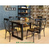茶餐厅餐桌 定制茶餐厅桌椅 板式餐桌椅报价 餐厅家具批发
