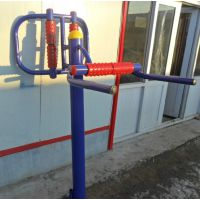 乾宏体育供应潜江室外健身器材腰背按摩器户外健身路径器材