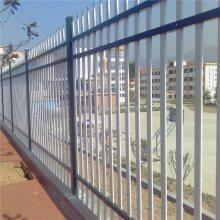 庭院围墙护栏 北京游乐场围墙护栏 铁艺庭院栏杆