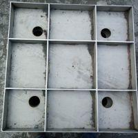 金聚进 供应不锈钢水池预制盖板 水池活动盖板套什么定额