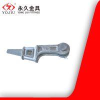 楔型线夹NX-1 2 3 NX-4国标热镀锌 线路拉线用 规格齐全 永久金具