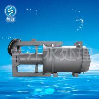 QHB型污泥潜水回流泵安装方法