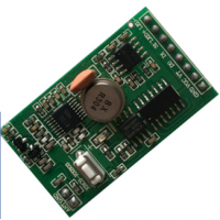 390M发射接收模块 418M低功耗无线发射接收模块345M学习滚动码