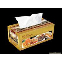 烟台礼品公司供应旭日xr01抽取式面巾纸,多种规格尺寸,双层三层纸巾,大牌厂商供货纸巾