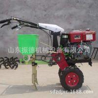 小型农用耕地机 汽油四驱微耕机 振德直销 果园大棚小型微耕机