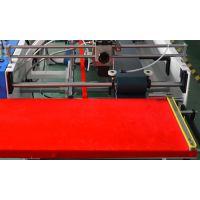 昆山浪淘沙机械供应PVC PET PP半自动胶盒机