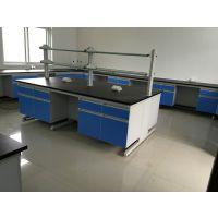 专业生产实验台 全木 钢木 全钢系列中央台 边台 尺寸可定制 LM