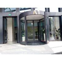 上海商务楼自动门安装写字楼感应门价格商场两翼旋转门生产安装