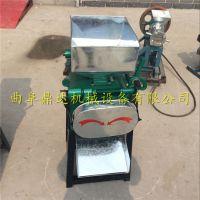 高产量花生破碎机 花生米专用破碎机 鼎达电动立式