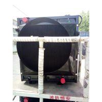 河南水稻收割机散热器配件 福田雷沃谷神RG40水箱现货出售