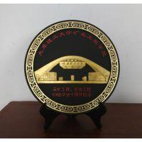 供应 同学毕业十周年聚会纪念礼品炭雕摆件定制