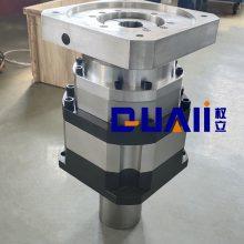 上海权立专业生产ZB240伺服减速机,行星精密减速机
