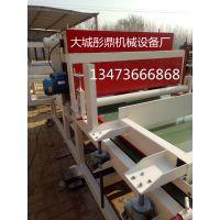 彤鼎水泥岩棉砂浆复合板设备的注意事项