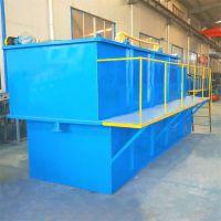 厂家直销 定点屠宰场30吨污水处理设备溶气气浮机操作简单运行省