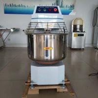 120升双速双动和面机 两包粉干粉打面机 多功能食品搅拌机 食品烘焙设备