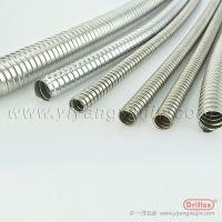 北京driflex金属软管不锈钢双扣金属软管型号规格齐全价格低