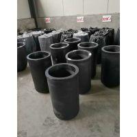 专业熔铜石墨坩埚、500公斤石墨坩埚厂家