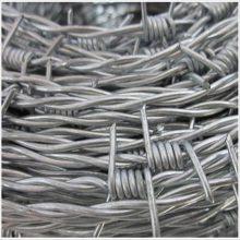 双股刺绳 涂塑刺线 铁丝刺绳