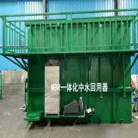广东专业生产洁林GL-MBR10 一体化MBR中水回用处理设备 有机废水处理